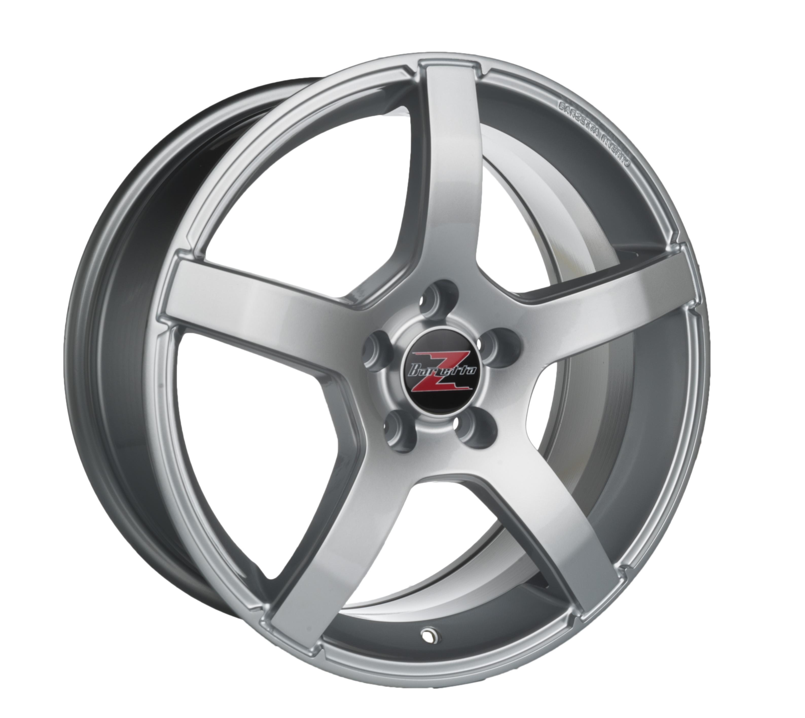 Barzetta Inverno Silver 7.5x18 5x112 E45 C66.6 - 20+ kpl</