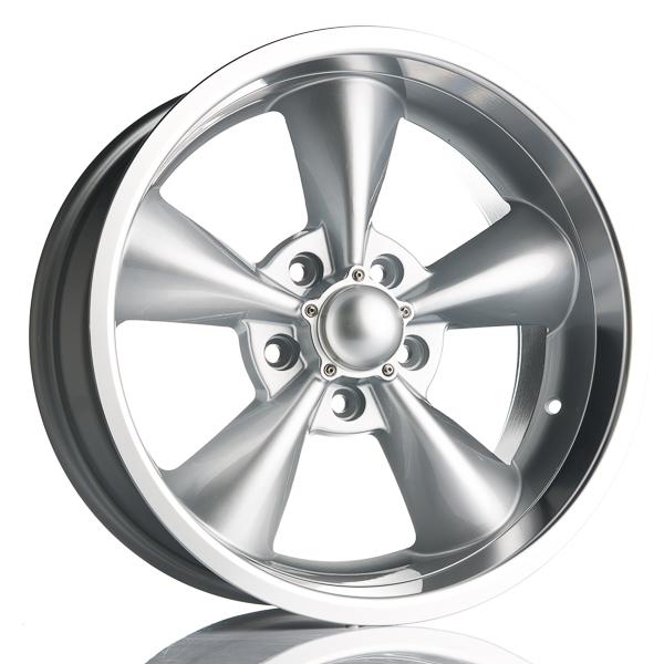 Barzetta America Silver LipPolish 7x15 5x120.65 E0 C71.3 - 20+ kpl</
