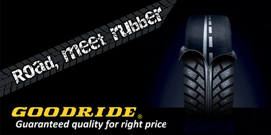 Goodride winter tyres - Garanteed quality for right price
