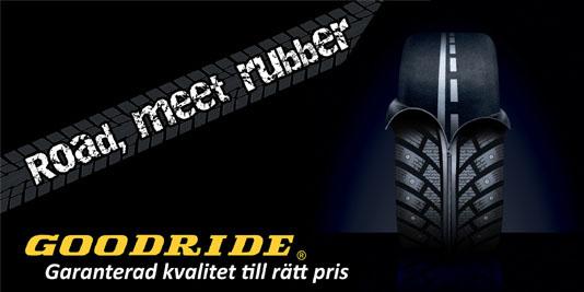Goodride vinter däck - garanterad kvalitet till rätt pris