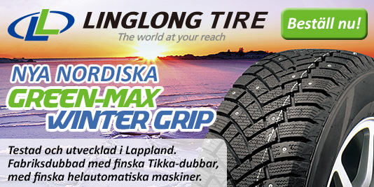Nya Nordiska Linglong GreenMax Winter Grip
