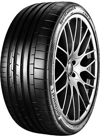 Continental CSC6CSAO tires
