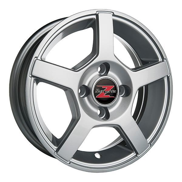 Barzetta Carrello Silver 4.5x13 4x100 E30 C57.1 - 20+ kpl</