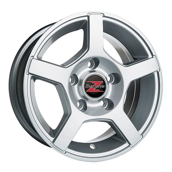 Barzetta Carrello Silver 6x13 5x112 E30 C66.6 - 20+ kpl</
