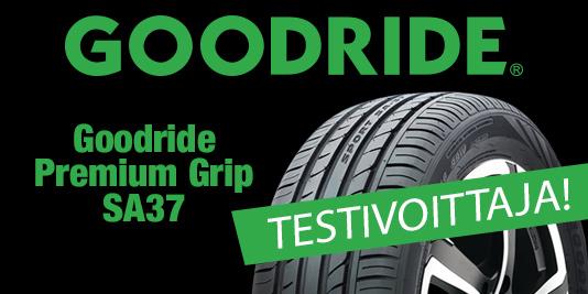 Goodride SA37 kevät 2020