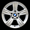 BMW OEM Winter Wheel (with BMW logo)