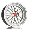 885 LeMans Silver 7.5x17 jako: 5x112 ET: 35