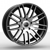 ASA GT1 Black machined face CB: 72.5