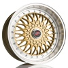 Barzetta Cross-Spoke Gold