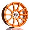 Barzetta GTR RaceOrange 7x16 jako: 5x114.3 ET: 40