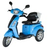 Kontio Motors Silverfox, Blue & Black