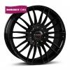 Borbet CW 3 black glossy