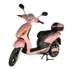 Kontio Motors e-Scooter, Pink & Silver