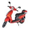 Kontio Motors e-Scooter, Red & Silver