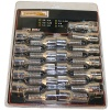 SteyrTek Musta tähtipää aluvannepulttisarja 1,5mm nousu, 14mm 20 kpl, Pituus 28mm