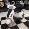 Kontio Motors Silverfox, White & Black - KÄYTETTY