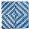 SteyrTek Lattialaatta, ocean blue 40x40cm 30 kpl laatikko