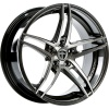 Tomason TN12 Dark hyper black polished