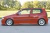Rieger Sivuhelma VW Polo 4 tyyppi 6N -  oikea