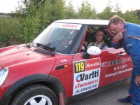 Vartti SM-Ralli Kerava