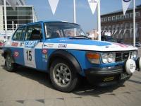 1000 Lakes Rally, Jyväskylän Suurajot 60-vuotta, Autourheilutapahtuma