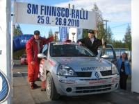 SM Finnsco-Ralli ,Hyvinkää