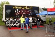 GLi Rallispecial, Vantaa 16.05. , Teijotalo ralli Perniö 22.05. ja SM Rallisprint Nurmijärvi