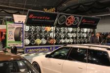 X-treme Car Show & Jenkkiautonäyttely, Lahti