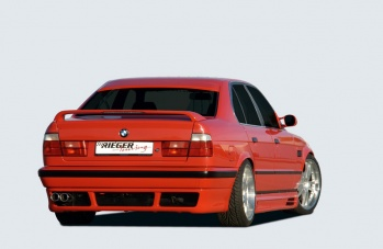 "Rieger Takahelman jatke ""E39-Look"" BMW 5-sarja E34"