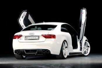 Rieger Takahelman jatke Audi A5