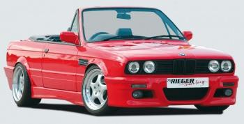 "Rieger Spoileripuskuri ""M3-Look"" BMW 3-sarja E30"