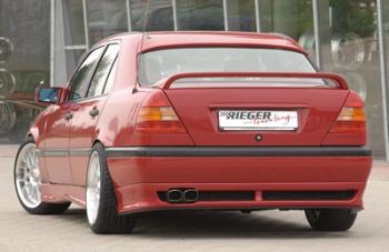 Rieger Takahelman jatke Mercedes C-sarja W202