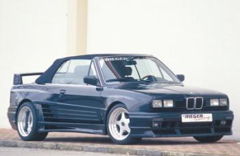 """Rieger Ovipaneeli """"Breitbau II"""" BMW 3-sarja E30 -  vasen"""