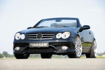 """Rieger Lokasuoja """"SL-Look"""" Mercedes SLK R170 -  vasen"""