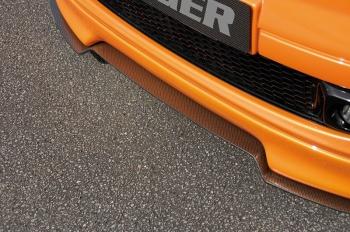 Rieger Splitteri Fiat 500 Carbon look