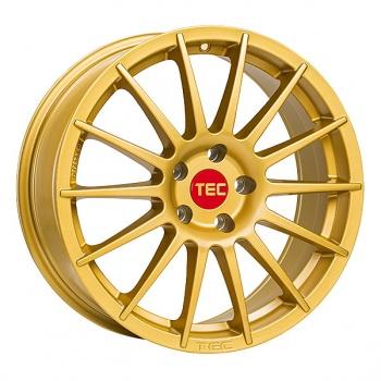 TEC Speedwheels AS2 Gold CB: 72.5