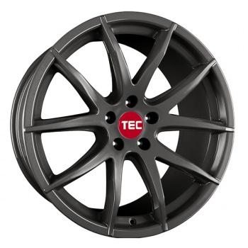 TEC Speedwheels GT3 Gun metal CB: 72.5