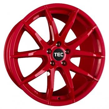 TEC Speedwheels GT3 Tornado rot CB: 72.5