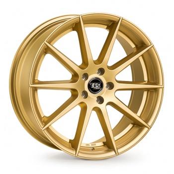 TEC Speedwheels GT7 Gold CB: 72.5