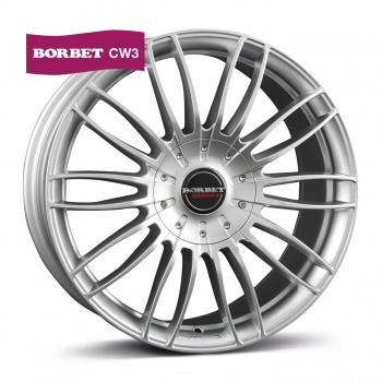 Borbet CW 3 sterling silver
