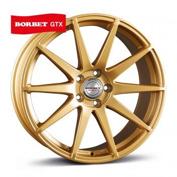 Borbet GTX gold matt