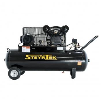 SteyrTek Kompressori 5,5 hv 8 bar 200 litran säiliöllä