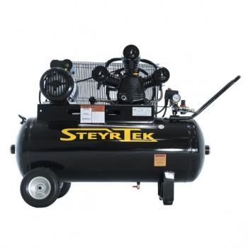 SteyrTek Kompressori 4 hv 8 bar 150 litran säiliöllä