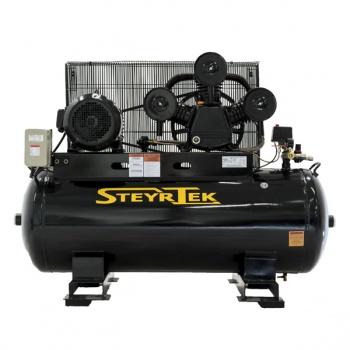 SteyrTek Kompressori, kaksivaiheinen 10 hv 11 bar 270 litran säiliöllä