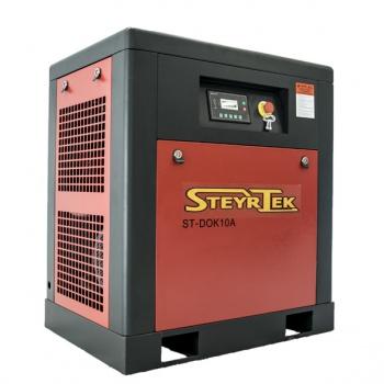 SteyrTek Ruuvikompressori 10 hv, 10 bar