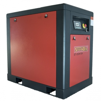 SteyrTek Ruuvikompressori 15 hv 10 bar