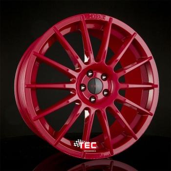 TEC Speedwheels AS2 Red CB: 72.5