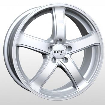 TEC Speedwheels AS1 Cristal silver CB: 64.0