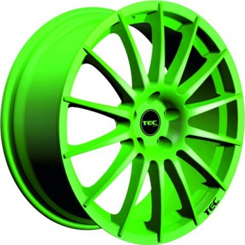 TEC Speedwheels AS2 Race light green CB: 72.5