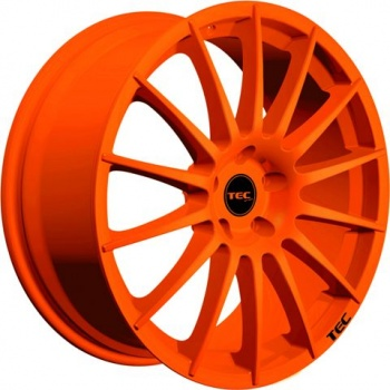 TEC Speedwheels AS2 Race orange CB: 64.0